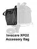 Invacare XPO2 Portable Oxygen Concentrator Accessory Bag