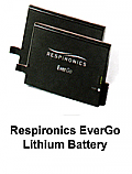Respironics Evergo Lithium Battery