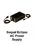 Sequal Eclipse 3 Portable Oxygen Concentrator AC Power Supply